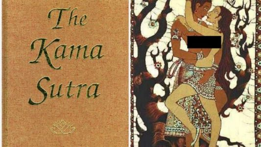 Buku Kamasutra Ternyata Tidak Hanya Bahas Seks