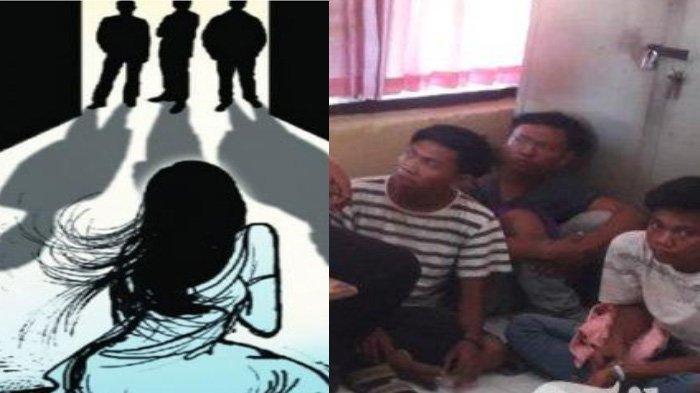 Di Sumenep, Gadis Muda Sehari Semalam Diperkosa 6 Pemuda, Saat Lagi Tak Sadar Setelah Diminumi Miras