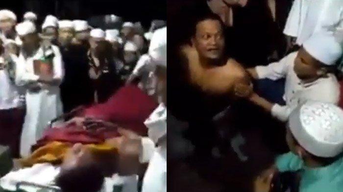 Viral Video Personil Banser Asal Madura yang Tinggal Di Pontianak Gegerkan Sampang ;  Sudah Dikafani dan Siap Dikubur Hidup Kembali