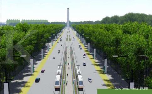 Tim Riset BCA Prediksi Pemindahan Ibu Kota : Positif,  Pertumbuhan Ekonomi Bertambah 1,9 %