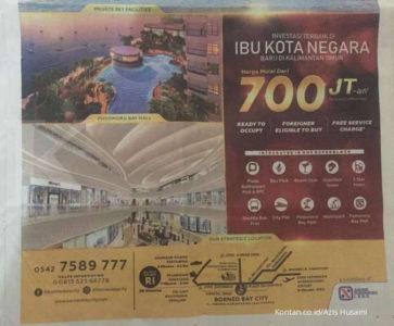 Viral, Agung Podomoro Bergerak Cepat, Pasang Iklan Jual Properti Rp 700 juta Dekat Ibukota