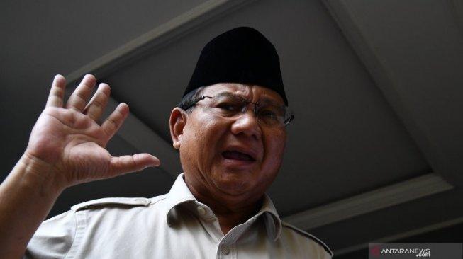 Di Lokasi Ibu Kota Baru Ada Lahan Prabowo, Gerindra: Apa pun Beliau Siap Berikan Untuk Kepentingan Negara