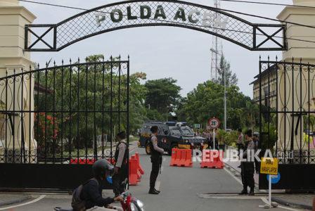 Polda Aceh Memproses Hukum Kasus Penurunan Paksa Bendera Merah Putih dan Pengibaran Bendera Bulan Bintang