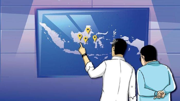 Ini Kelebihan dan Kekurangan Jika Ibukota Pindah Ke Kalimantan Ibukota Baru