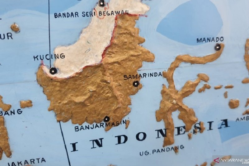 Sekilas Tentang Dua Kabupaten Calon Ibu Kota Baru