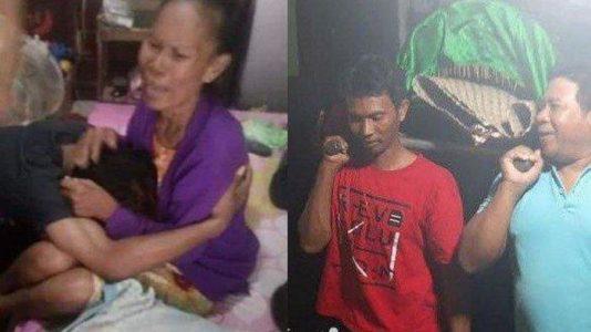 Innalillahi Wa Innailaihi Rojiun Rusmini, Ibu yang Kepalanya Diinjak Oleh Anak Kandung Meninggal Dunia Karena Sakit Jantung