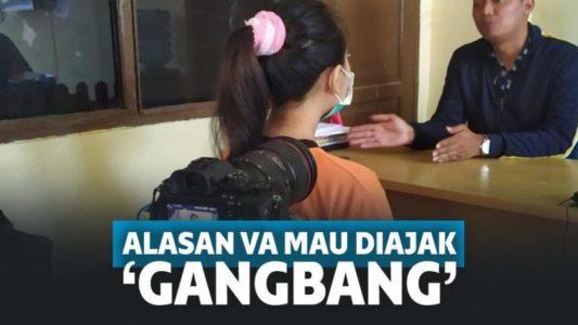 "Ternyata Ini Cara Suami Bujuk ""Vina Garut""  hingga Mau Diajak Main ""Seks Gangbang'"