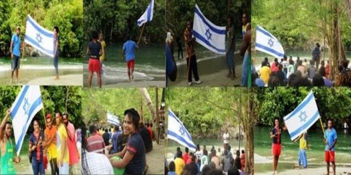 """Viral Video Sekda  T.E.A. Hery Dosinaen  Atas Nama Gubernur Sebut Papua adalah """"Tanah Israel Kedua"""""""