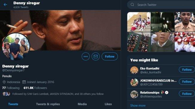 Soal Video Hoaks Ambulans Bawa Batu, (Katanya) Mabes Polri Dalami Tweet Denny Siregar, Berani Enggak?