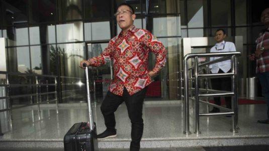 Agus Cs Serahkan Mandat ke Jokowi, Ada Kekosongan, Segera Lantik Pimpinan KPK yang Baru