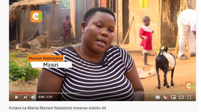 Ini Wanita Paling Subur di Dunia, Lahirkan 44 Anak