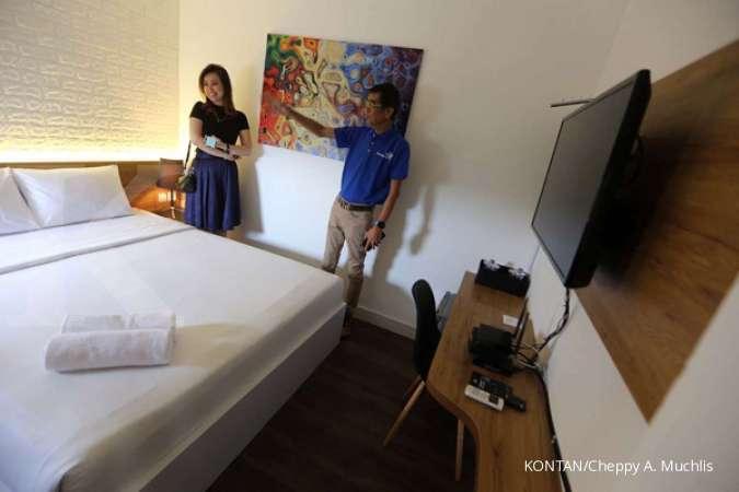 Pengusaha Hotel Siap Buka Kamar di Ibu Kota Baru