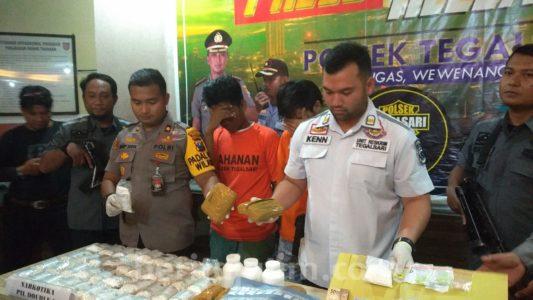 Pil Anjing Gila dilabeli Vitamin B1 Beredar di Surabaya, Pembelinya Pelajar