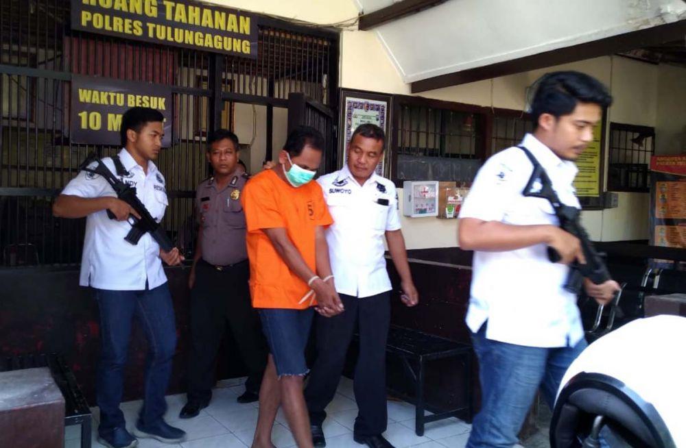 Di Tuluangung Saiful Perkosa Wanita yang Mengutangi Rp 30 Juta