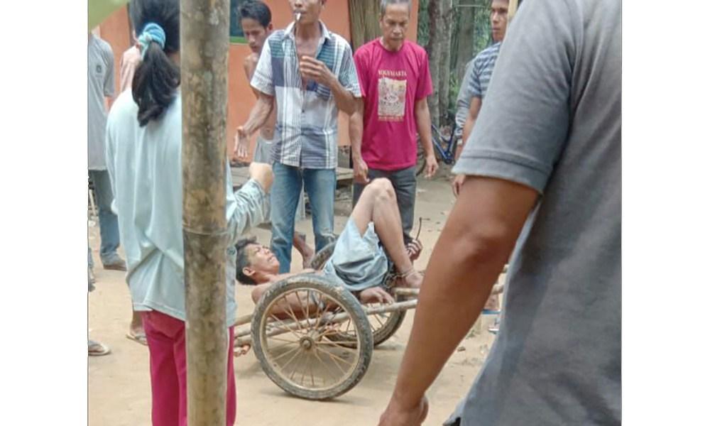 Polisi akan Kirim Pembunuh Sadis Anak SD  ke RSJ Sambang Lihum Untuk Observasi Kejiwaan