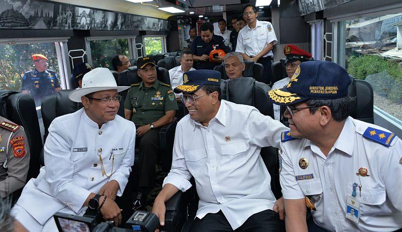 Ada Kereta Istimewa Jakarta-Bandung, Tarifnya Rp 19 Juta untuk 40 Orang