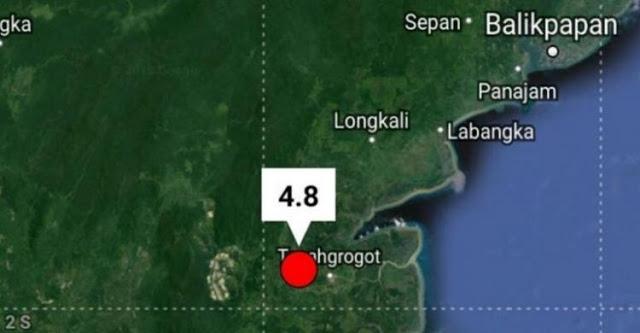 BNPB: Di Ibu Kota Baru Ada Potensi Banjir dan Tsunami ,  BMKG : Relatif Aman Dibanding yang Lain