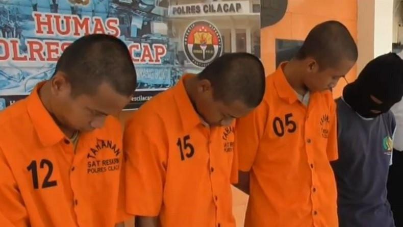 Dicekoki Miras, Gadis 14 Tahun Diperkosa 4 pemuda di Cilacap