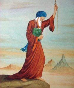 Kisah Seorang Sufi yang Menjepit Kemaluannya