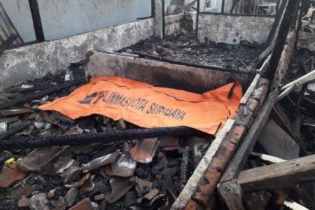 Tragis, Di Banyumas dan Surabaya, Karena Bakar Sampah Kakek Tewas Terpanggang