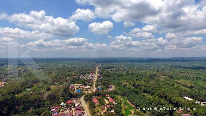 Dukung Infrastruktur Ibu Kota Negara Baru, Kementerian PUPR : Akhir Oktober 2019 Tol Samarinda-Balikpapan Rampung
