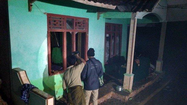 Pasangan Pengantin Baru di Cianjur Tewas Tertimbun Longsor