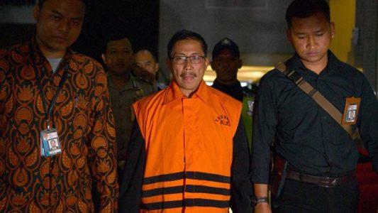 KPK Tetapkan Eks Bupati Cirebon Tersangka Pencucian Uang