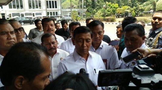 Tidak Dipakai Jokowi Lagi?, Wiranto: Gak Masalah, Saya Sudah 4 Kali Jabat Menteri