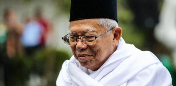 Saat Elite Safari Politik Jelang Pelantikan Jokowi, Ma'ruf Amin Mulai Ditinggalkan?