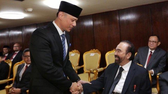 Viral Megawati Tak Salami AHY dan Surya Paloh, PDIP: Biasa