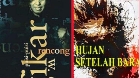 3 Buku Penyair Aceh Ditetapkan Sebagai Karya Sastra Unggulan oleh Badan Standar Nasional Pendidikan