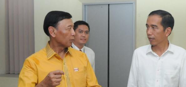 Tokoh Maluku Tersinggung dengan Pernyataan Wiranto ; Kalau Kami Dianggap Beban, Keluarkan Kami dari NKRI!