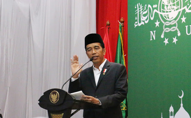 PBNU Kecewa,  Kadernya Tak Masuk Kabinet :  Jokowi Bisa Kualat