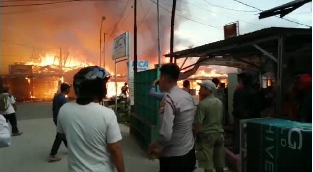 Kerusuhan Pecah di Calon Ibu Kota Baru, Penajam Paser Utara, Ratusan Orang Bawa Sajam