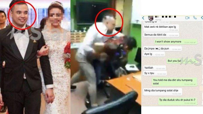 Video Viral di Medsos, Dokter Dipukuli di Klinik, Suami Selingkuhannya Tiba-tiba Pulang dari Dubai