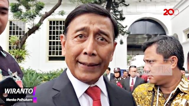 Ini 5 Pernyataan Kontroversial Wiranto Yang menjadi Perhatian Publik