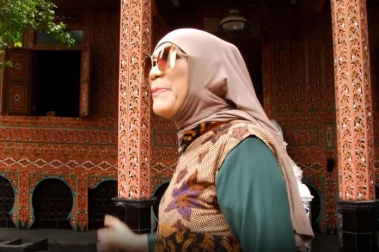 Jual Rumah Rp2 Miliar,  Dorce Gamalama  Bantu Palestina