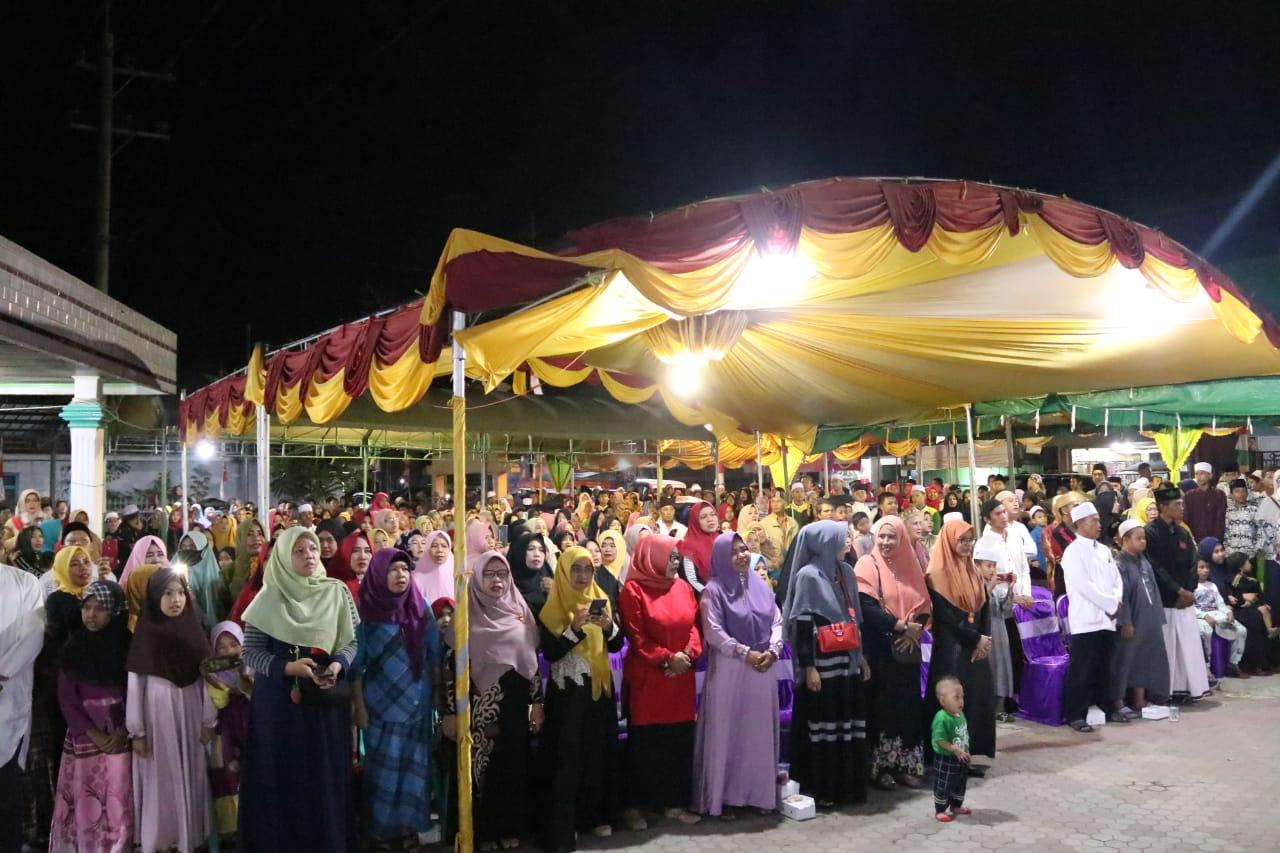 Laporan MTQ di Samarinda : Luar Biasa, Semalam Wawali Barkati Buka MTQ Sungai Kunjang, Tutup MTQ di Loa Janan Ilir