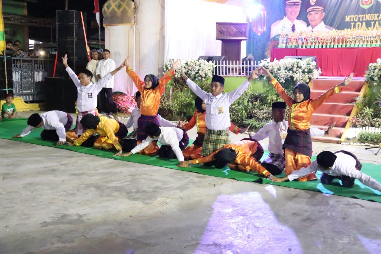 Laporan MTQ di Samarinda :  Wawali Barkati Bangga MTQ Bisa Tiap Tahun