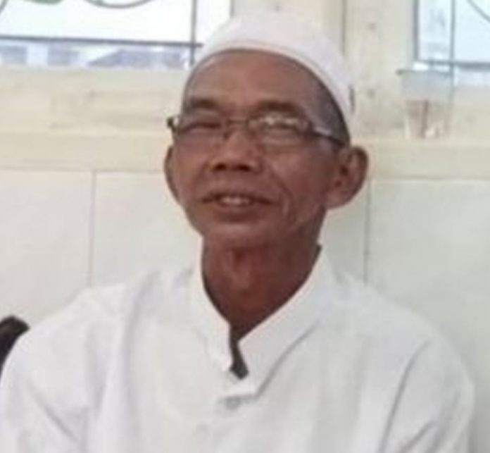 Amrani, 15 Hari Jalan Kaki dari Balikpapan  ke Martapura Hadiri Haul Guru Sekumpul