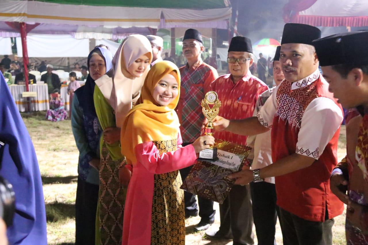 MTQ Kecamatan Palaran, Tuan Rumah Simpang Pasir Juara Umum