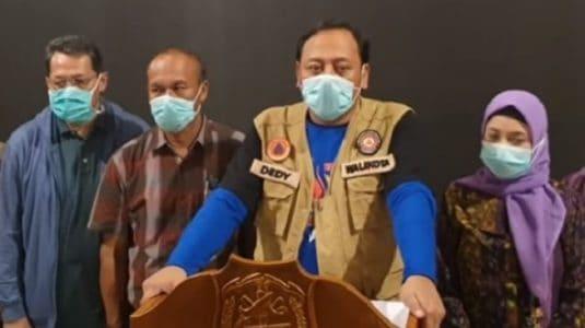 Wali Kota Tegal  Lakukan Lockdown!, Pertama di Indonesia