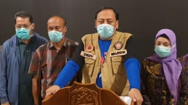 Wali Kota  Tegal  TegaskanLockdown! Pertama di Indonesia