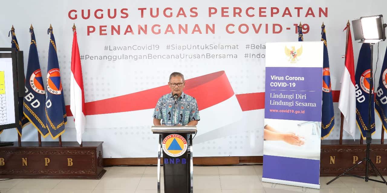 UpdateCovid-19 di Indonesia 5 April: Pasien Positif 2.273, Meninggal 198