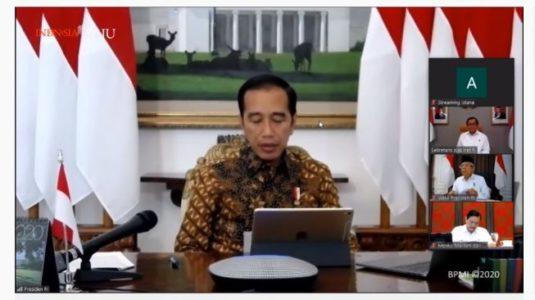 Rencana Jokowi  Darurat Sipil Menuai Polemik