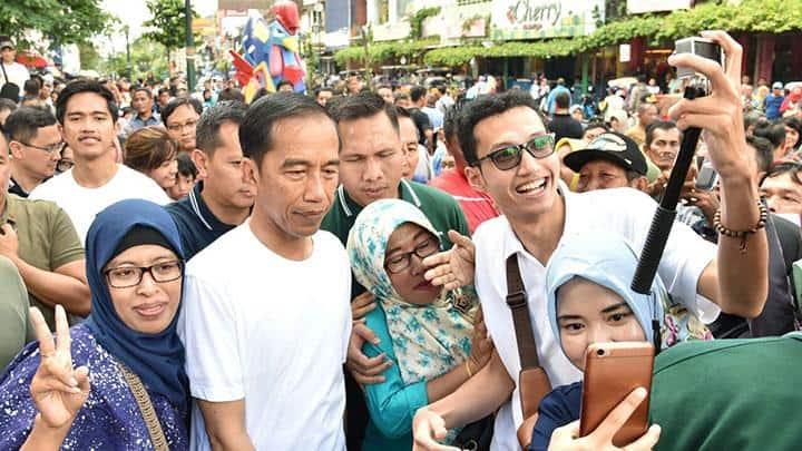 Virus Corona Mewabah, Demokrat: Blusukan Jokowi Sangat Dibutuhkan Rakyat!