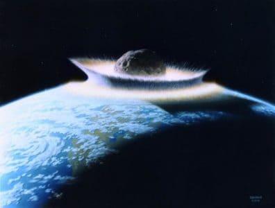 NASA : Asteroid yang Saat Ini Menuju Bumi Berbahaya dan Dapat Menghancurkan Planet