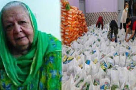 Perangi Corona, Wanita Muslim India Ini Sumbangkan Uang yang Dikumpulkan Bertahun-tahun untuk Naik