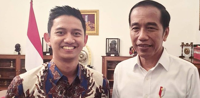 Belva Mundur Dari Stafsus Presiden, Haris Rusly Moty: Dia Korban Pencitraan Jokowi!