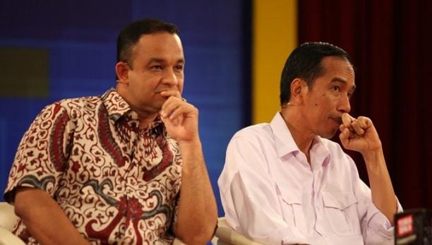Jokowi Tolak Permintaan Anies untuk Karantina WIlayah DKI Jakarta